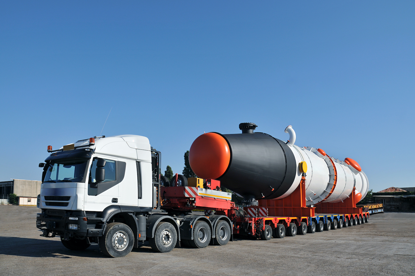 project or oversize cargo